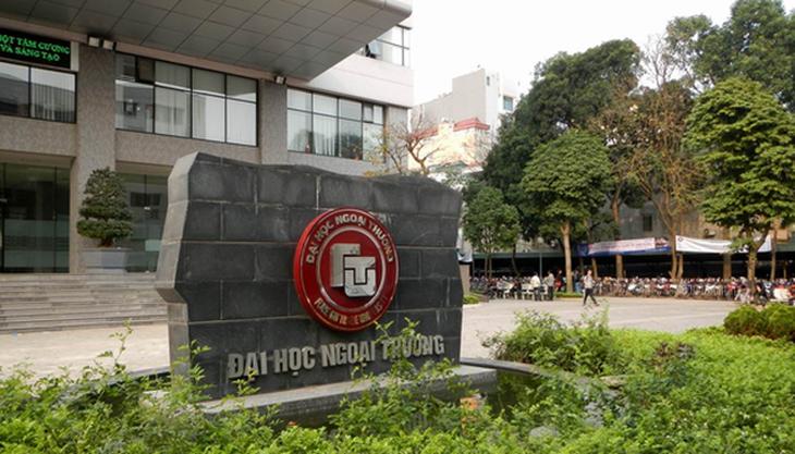Khóa học xuất nhập khẩu tại đại học Ngoại Thương là những đơn vị đầu tiên dạy xuất nhập khẩu