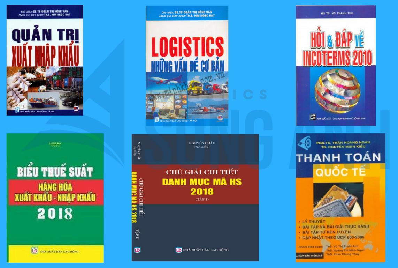 bạn có thể mua sách về tự đọc xuất nhập khẩu