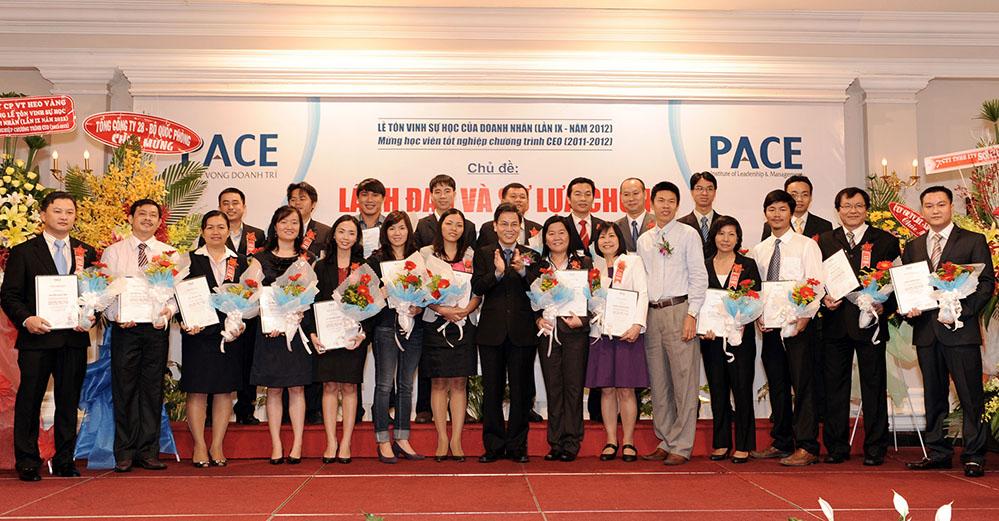 Khóa học giám đốc nhân sự tại trường Doanh nhân Pace được đánh giá cao