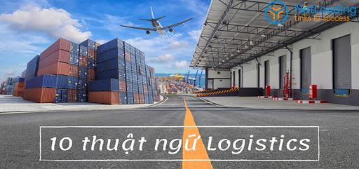 Em cũng cần học về các thuật ngữ logistics