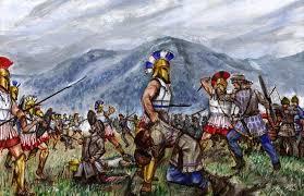 Thuật ngữ logisits bắt nguồn từ chiến tranh Hy Lạp