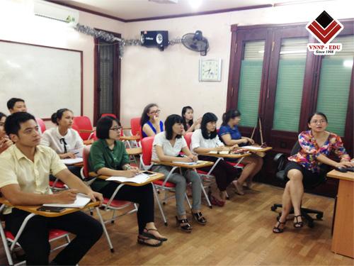 Khóa học quản trị nhan sự tại VNNP_EDU ( Nguồn: Trung tâm vnnp.edu.vn/)