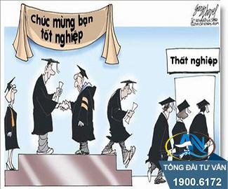 Học kế toán xong tốt nghiệp hay thất nghiệp?